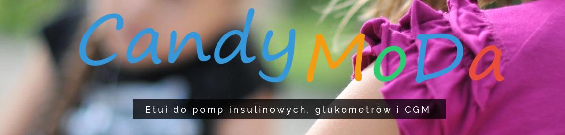 Candy Moda etui do pomp insulinowych reklama