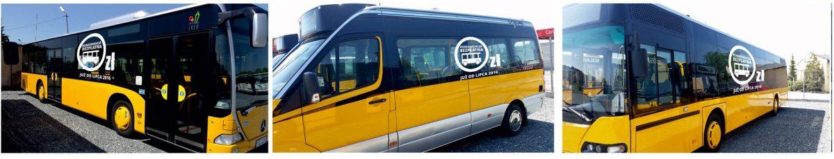 Autobusy Komunikacji Miejskiej w Śremie