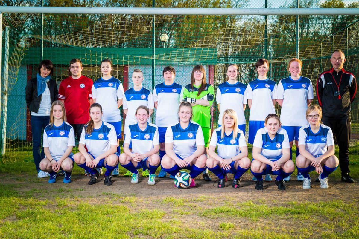 Kobieca sekcja piłki nożnej ŚKS Warta ŚremKobieca sekcja piłki nożnej ŚKS Warta Śrem