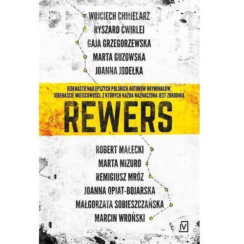 Książka pt. Rewers
