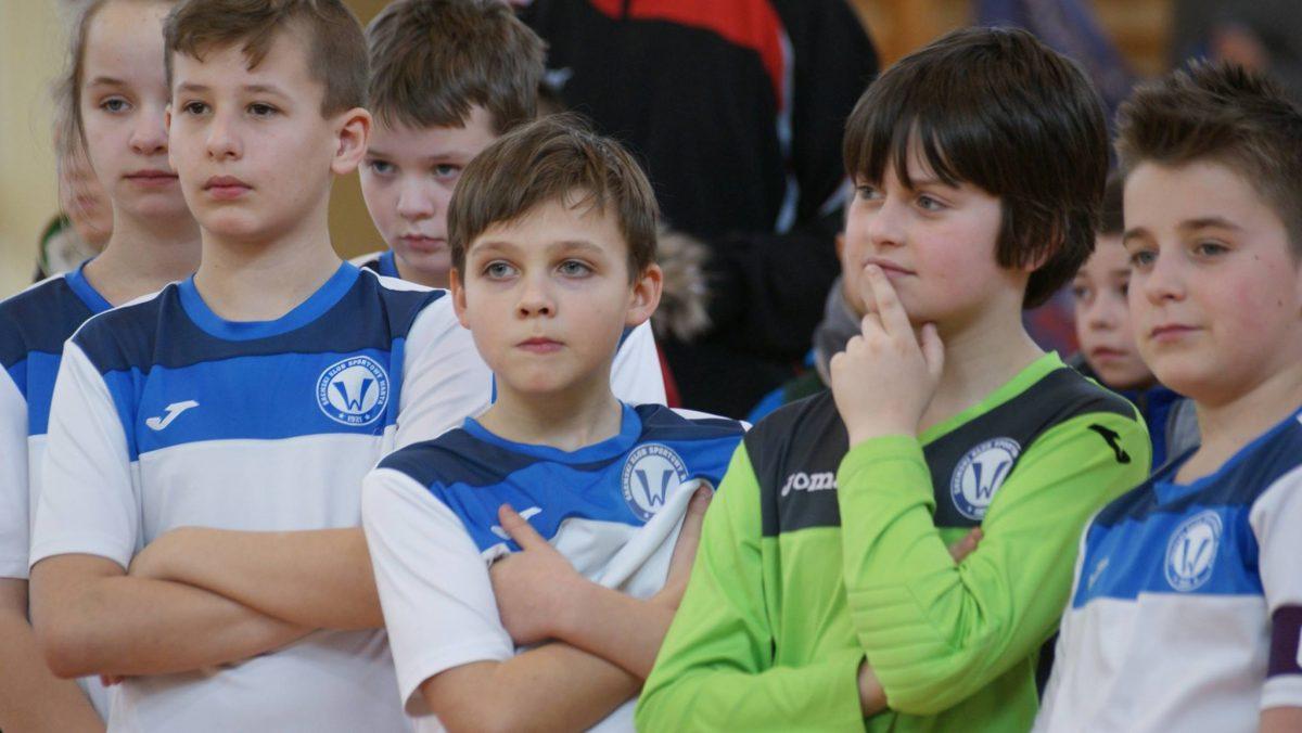 Orlicy Warty Śrem podczas turnieju piłkarskiego w Piaskach