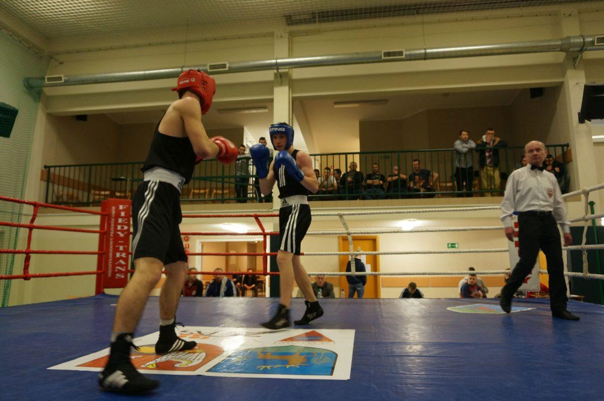 Maksymilian Godziewski. Złota Korona - Pierwszy turniej bokserów Warty Śrem w tym roku