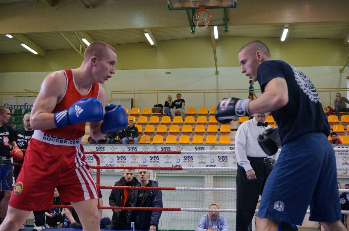Andrzej Siejek. II Turniej Kadetów Boks i Kickboxing im Tadeusza Pietrzykowskiego w Pile